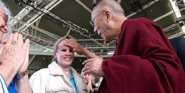 Далай-лама призвал жителей Квинсленда сохранять надежду