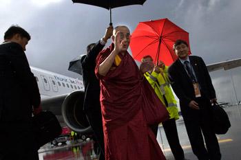 Перт – последний пункт визита Далай-ламы в Австралию