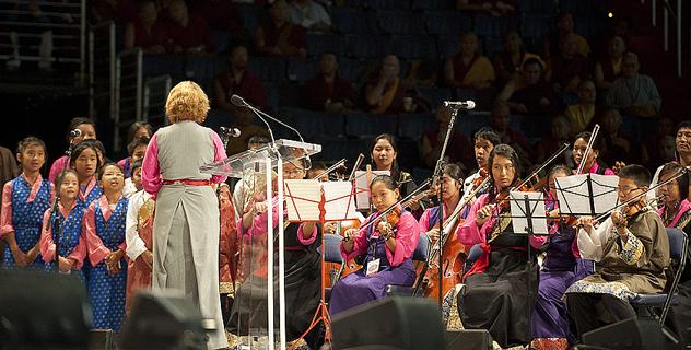Небывалые торжества по случаю 76-летия Далай-ламы состоялись в Вашингтоне