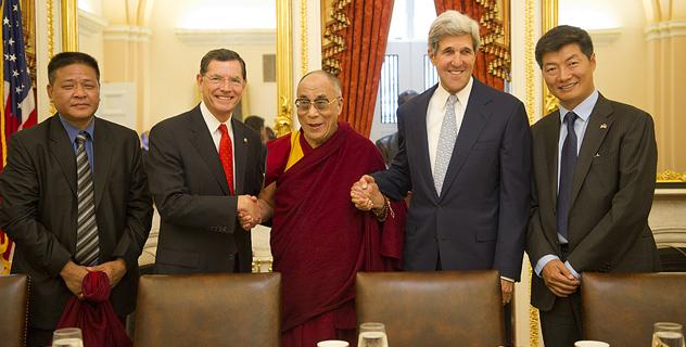 Далай-лама встретился с членами комитета сената США по международным отношениям