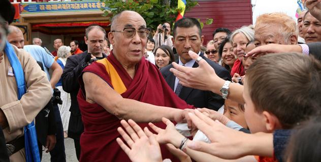 Российские буддисты получили отрицательный ответ на просьбу о предоставлении визы Его Святейшеству Далай-ламе