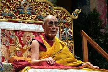 Его Святейшество Далай-лама высоко отозвался о политике в области образования нового главы Центральной тибетской администрации