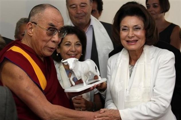 Завершилось пребывание Его Святейшества Далай-ламы в Тулузе