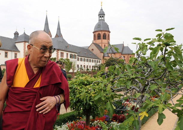 Его Святейшество Далай-лама стал гостем правительства федеральной земли Гессен