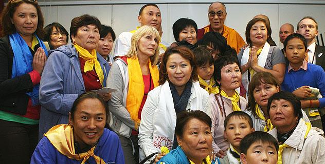 Финляндия-2011: Далай-лама и паломники
