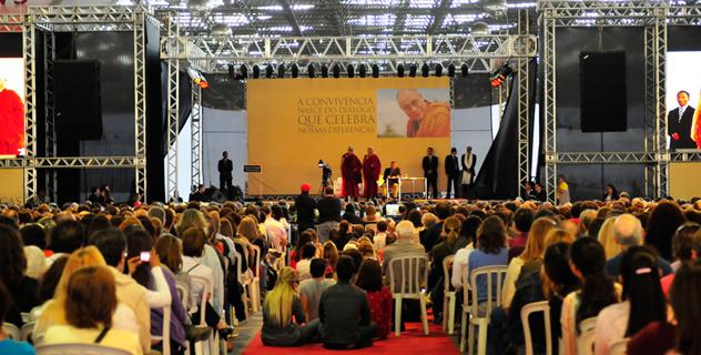 Его Святейшество Далай-лама завершил свой визит в Латинскую Америку