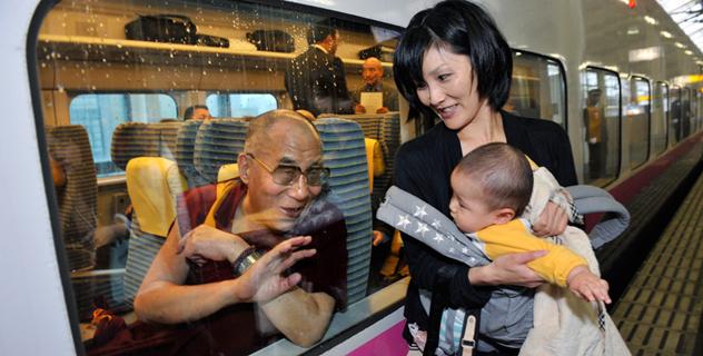 Далай-лама: Будущее в ваших руках