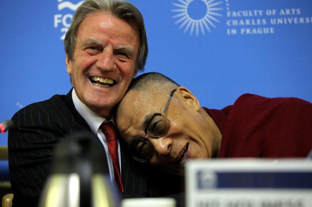 Министр иностранных дел Чехии встретился с Далай-ламой
