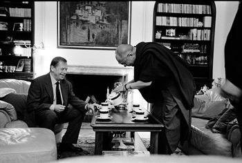 Его Святейшество Далай-лама выразил соболезнования в связи с кончиной бывшего президента Чехии Вацлава Гавела
