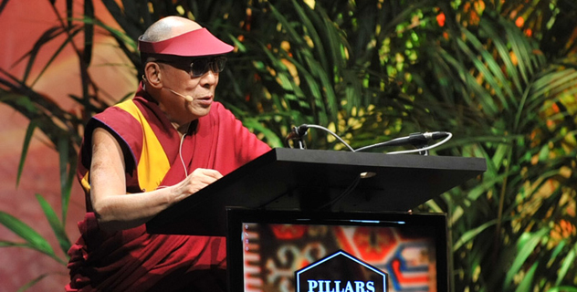 Его Святейшество говорит о сохранении культуры и укреплении мира в современном мире