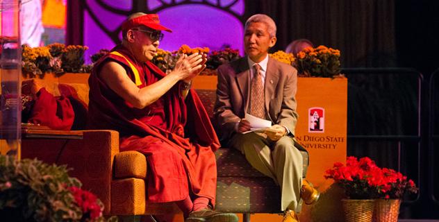 Его Святейшество  Далай-лама о соблюдении общечеловеческих этических принципов и сострадании