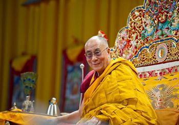 Завершились учения Его Святейшества Далай-ламы в Клагенфурте