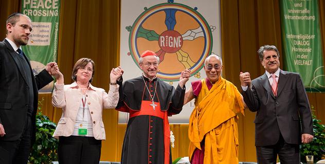 В Зальцбурге Далай-лама говорил о мире и религиозной гармонии