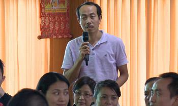 Его Святейшество Далай-лама во второй раз встретился с группой из Вьетнама