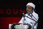 """А. Р. Рахман. Концерт """"Единый мир"""" в Сиракузском университете. Сиракузы, штат Нью-Йорк, США. 9 октября 2012 г. Фото: Neilson Barnard (Getty Images)"""