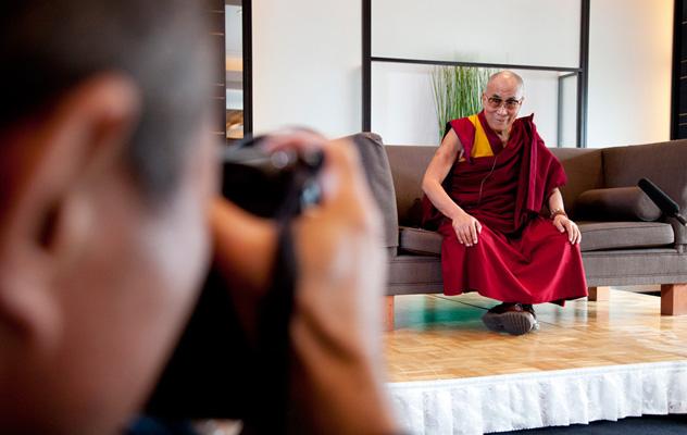 Завершился визит Его Святейшества Далай-ламы в Йокогаму