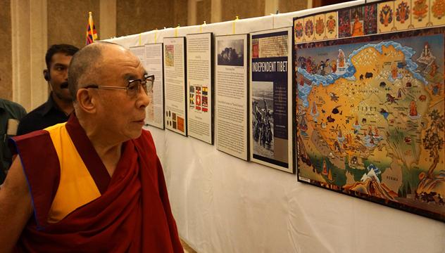 В Кочи Далай-лама принял участие в торжествах по случаю столетия автокефалии Маланкарской Православной Сирийской Церкви Индии