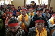 Фото. Учения для буддистов Монголии в Дхарамсале