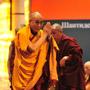 Видеозаписи Учений Его Святейшества Далай-ламы для буддистов России - 2012