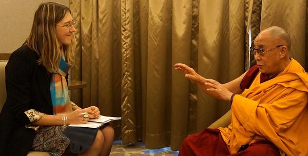 РИА Новости. Далай-лама: мы слишком большие индивидуалисты