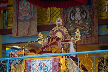 Посвящение Авалокитешвары в Салугаре