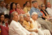 Некоторые из присутствовавших на встрече с Его Святейшеством Далай-ламой, организованной Фондом всеобщей ответственности в Нью-Дели, Индия, 22 марта 2013 г. Фото: Тензин Пунцог (NAVA)