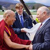Его Святейшество Далай-лама прибыл в Больцано