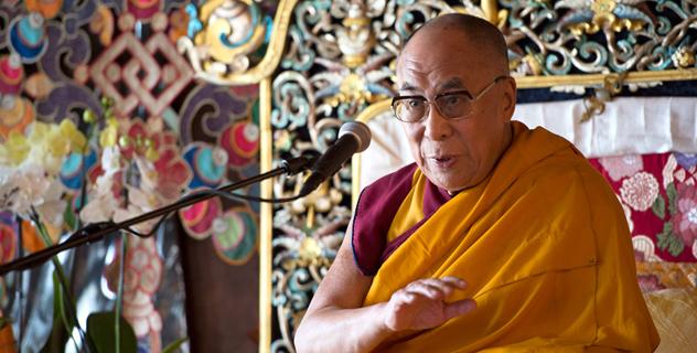 Билеты на учения Его Святейшества Далай-ламы в Риконе (Швейцария)