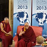 Далай-лама в Кембриджском университете: встречи и беседа о воспитании сердца
