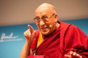 Дээрхийн Гэгээнтэн Далай Лам уг хурлын үеэр. Швейцарь, Лузанна. 2013.04.15