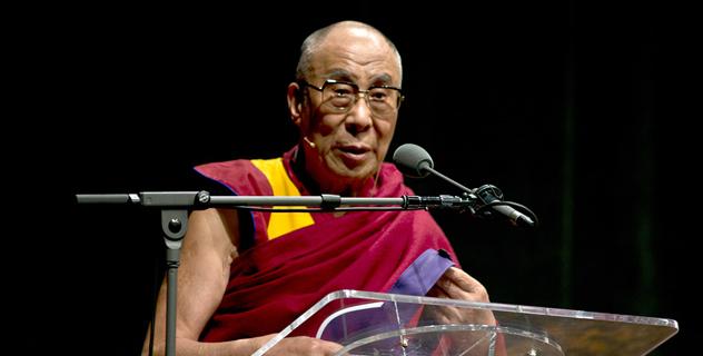 В Портленде Его Святейшество Далай-лама принял участие в межрелигиозной встрече, посвященной вопросам окружающей среды и внутреннего мира человека