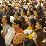 Его Святейшество Далай-лама посетил Тибетскую культурную ассоциацию в Портленде