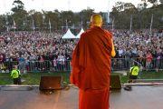 Фоторепортаж. Учения Далай-ламы в Сиднее, Австралия