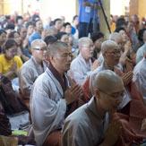 В Дхарамсале Его Святейшество Далай-лама начал учения для корейских буддистов