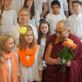 В Ганновере Его Святейшество прочел публичную лекцию о роли юного поколения в построении мира во всем мире