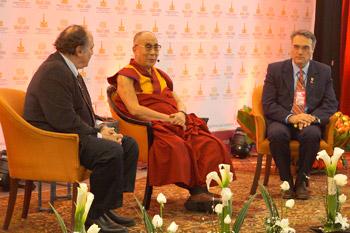 Его Святейшество Далай-лама прибыл в Мексику
