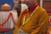 Фото. Учения Е. С. Далай-ламы для буддистов России. День 1