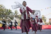Второй день визита Далай-ламы в Гувахати