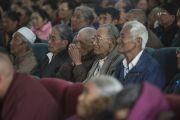 Во время межрелигиозной встречи в Центральной библиотеке штата. Шиллонг, штат Мегхалая, Индия. 5 февраля 2014 г. Фото: Тензин Чойджор (офис ЕСДЛ)