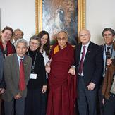В Рочестере Далай-лама принял участие в беседе по теме «Нравственность, образование и развитие человеческого потенциала»