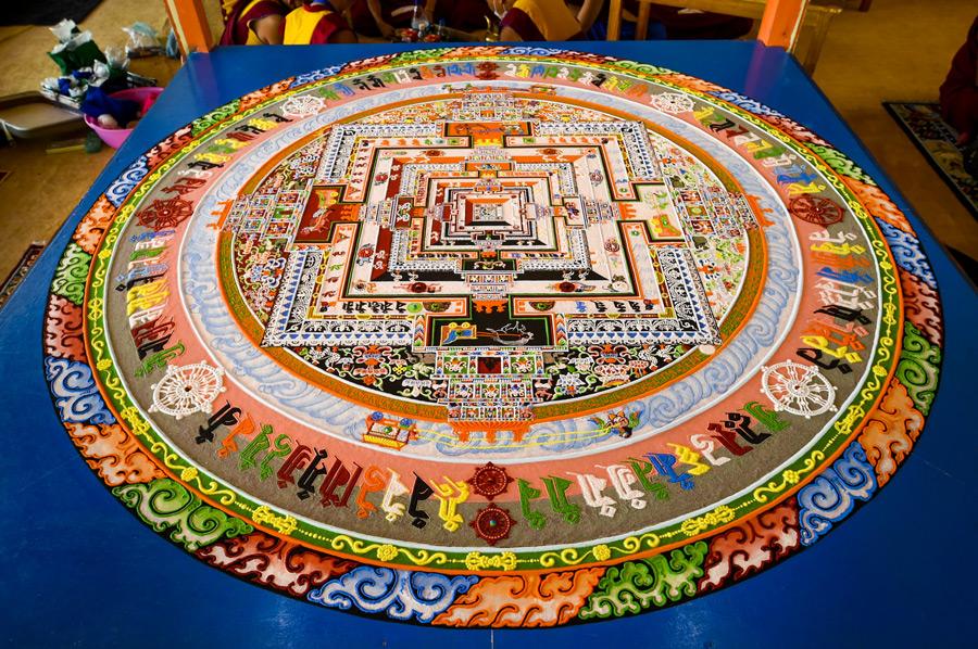 Шестой день учений Калачакры в Ладаке » Далай-лама XIV