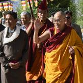 Далай-лама завершил учения по сочинениям «Драгоценная гирлянда» и «Послание другу»