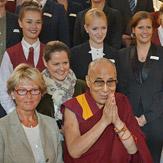 Начался визит Его Святейшества Далай-ламы в Германию