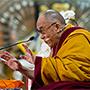 Видео. Далай-лама отвечает на вопросы тайских буддистов