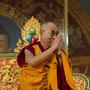 В главном храме Калмыкии ведется запись паломников для участия в групповых поездках на учения Далай-ламы в Индии