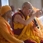 Его Святейшество Далай-лама созывает в Индии встречу представителей различных религиозных традиций