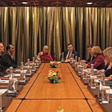 В Ванкувере Далай-лама встретился с членами канадского парламента