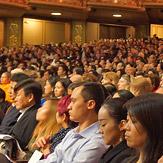 В Бостоне Далай-лама даровал учения по поэме «Восемь строф о преобразовании ума»