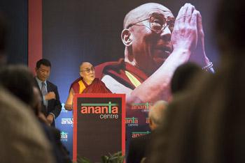 Далай-лама побеседовал со школьниками об общечеловеческих ценностях