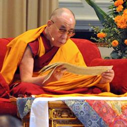 Далай-лама о махамудре. Часть 2